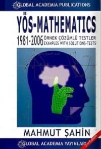 YÖS Matematil Örnek Çözümlü - YÖS Kitapları