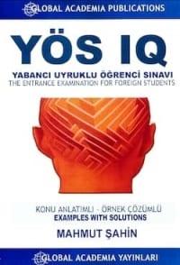YÖS IQ Konu Anlatımlı - YÖS Kitapları