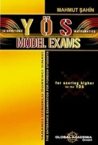 YÖS Örnek Sınavlar - YÖS Kitapları