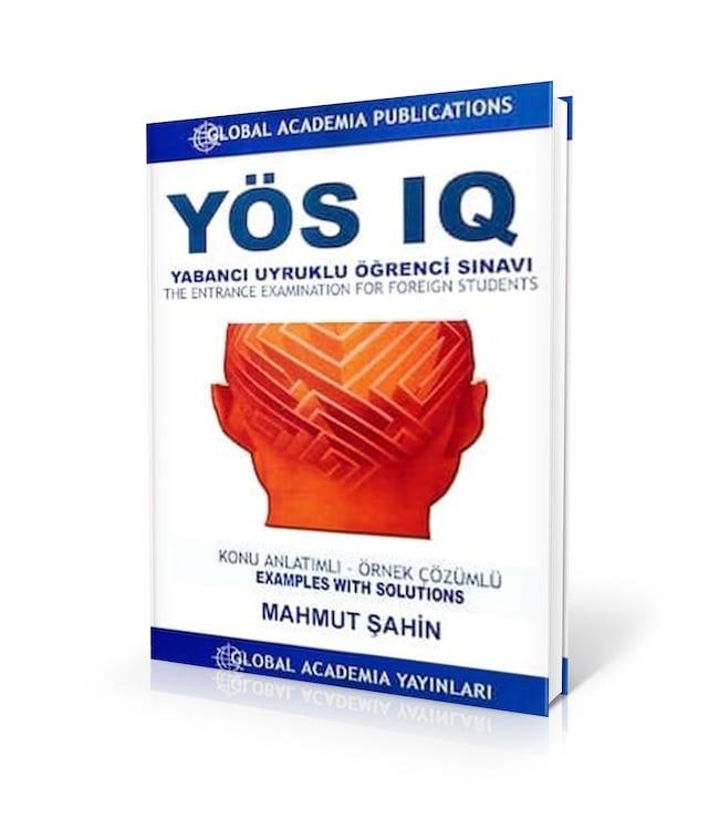 YÖS Kitapları IQ Konu Anlatımlı
