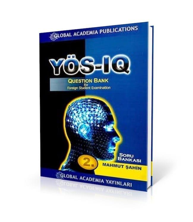 YÖS Kitapları IQ Soru Bankası