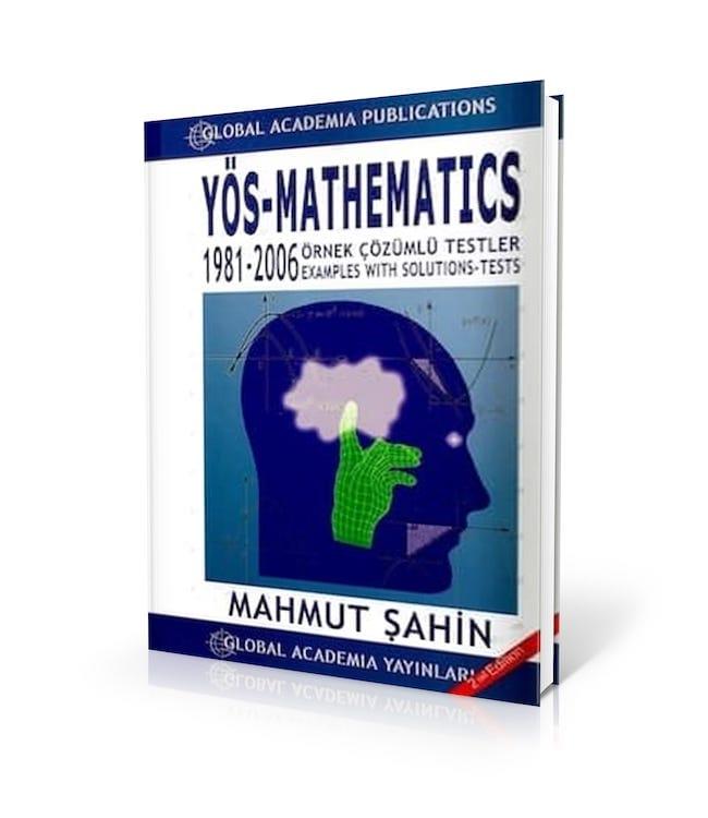 YÖS Kitapları Matematik Konu Anlatımlı