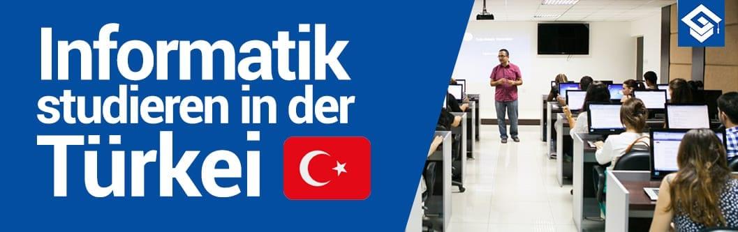 Informatik studieren in der Türkei