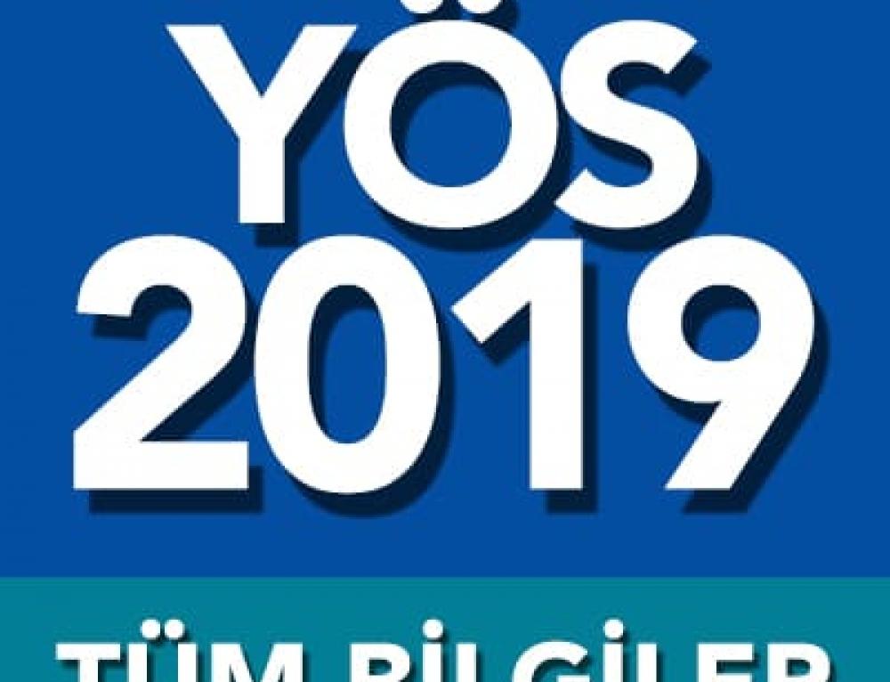 YÖS 2019 – Başvuru & Kontenjanlar – Konular – Tarihler