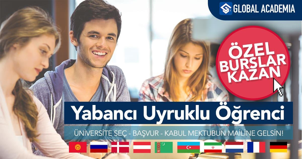 Yabancı Öğrenci Vakıf Üniversiteleri