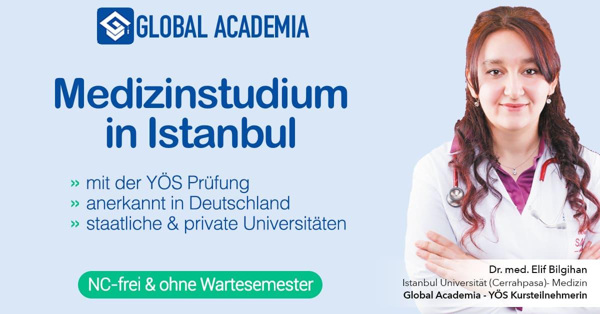 Medizinstudium in istanbul ohne nc wartezeit alle for Psychologie studieren voraussetzungen