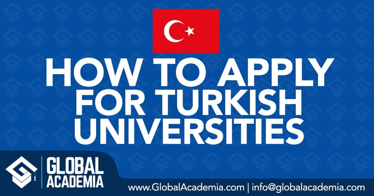 HOW TO APPLY STUDY IN TURKEY