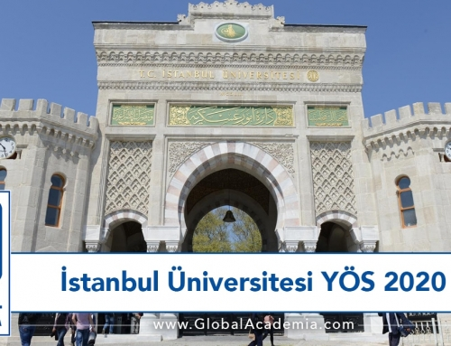 İstanbul Üniversitesi YÖS 2020 – İÜYÖS tarihleri açıklandı!