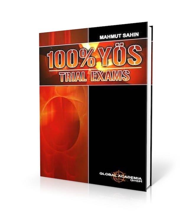 YÖS Kitapları Deneme Sınavları